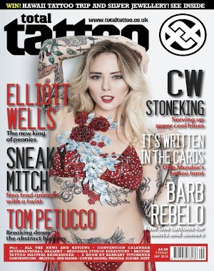 Total Tattoo – September 2018