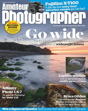 Amateur Photographer - 10 August 2018