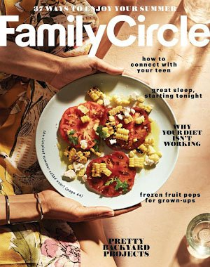Family Circle - August 2018