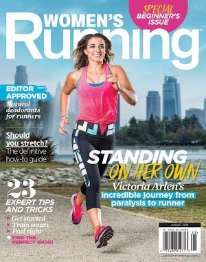 Women's Running USA - August 2018