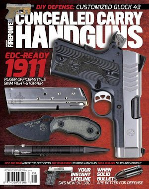 Concealed Carry Handguns - July 2018