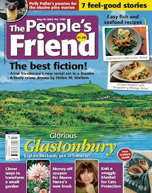 The People's Friend – 18 August 2018