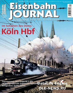 Eisenbahn Journal - September 2018