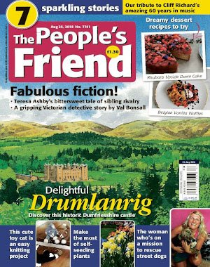 The People's Friend – 25 August 2018