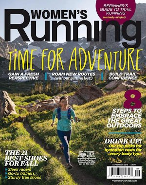 Women's Running USA - September 2018