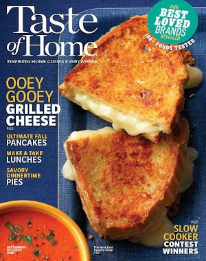 Taste of Home - September 2018