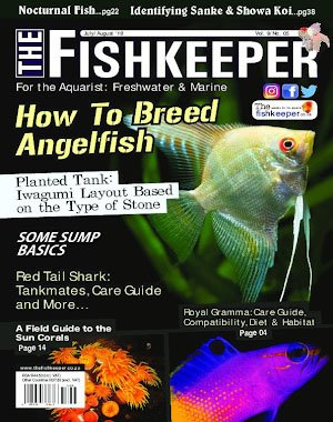 The Fishkeeper – August 2018