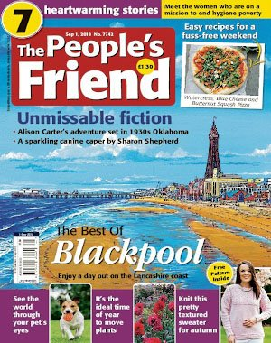 The People's Friend – 01 September 2018