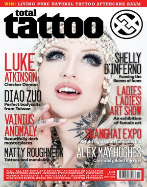 Total Tattoo - November 2018