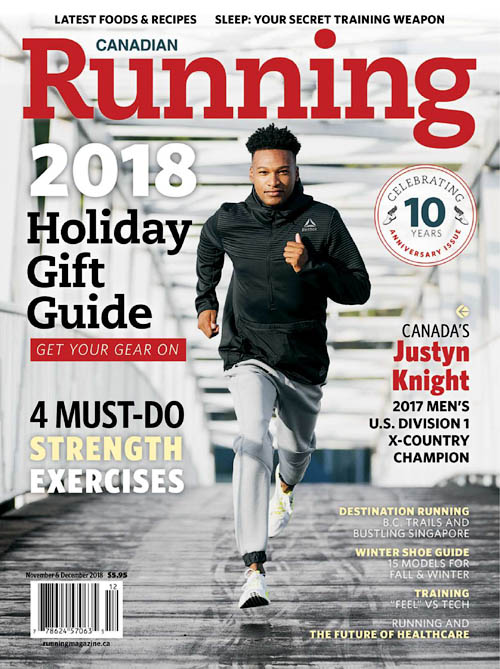 Canadian Running - November/December 2018