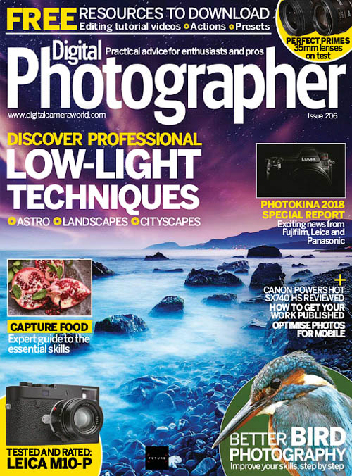 Digital Photographer - Issue 206, 2018