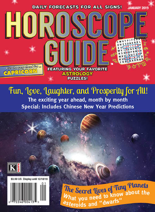 Horoscope Guide - January 2019