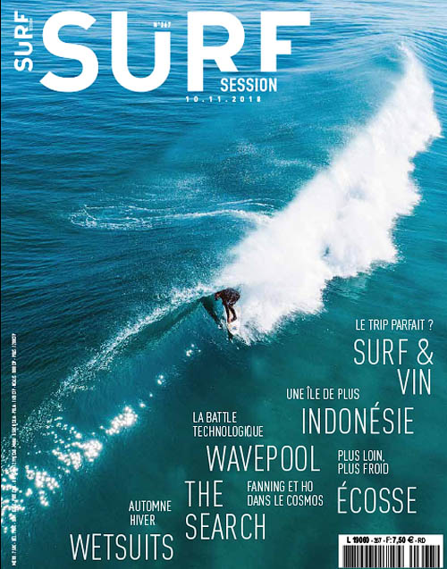 Surf Session - Octobre 2018
