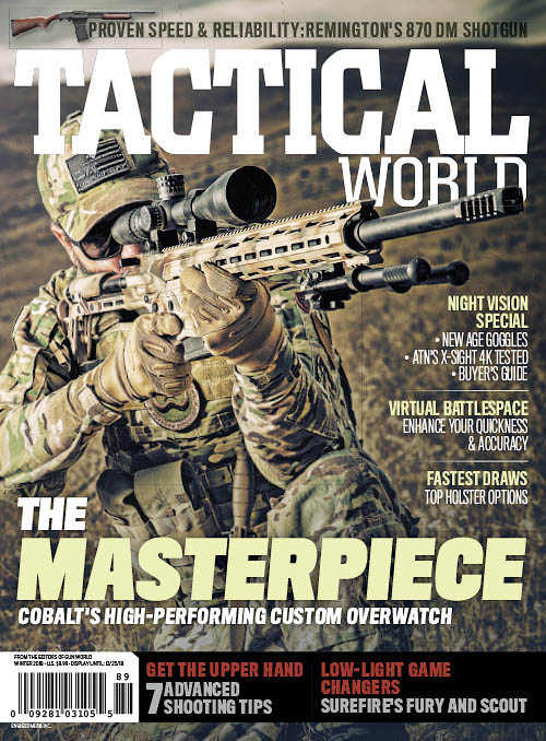 Tactical World – October 2018
