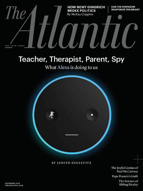 The Atlantic - November 2018