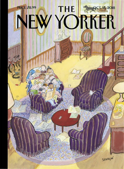 The New Yorker – October 15, 2018