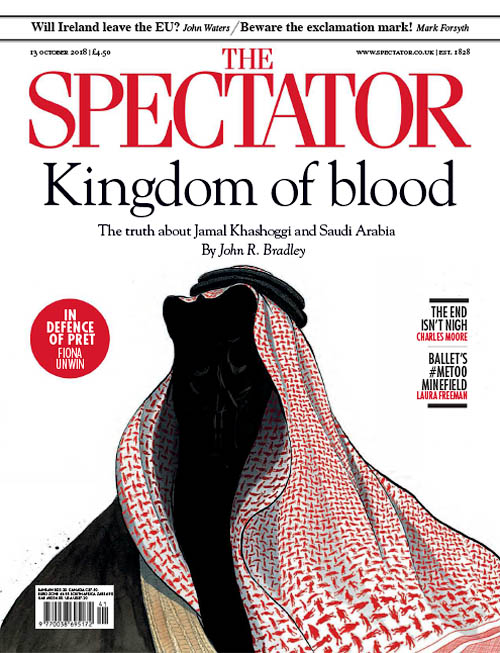 The Spectator - October 13, 2018