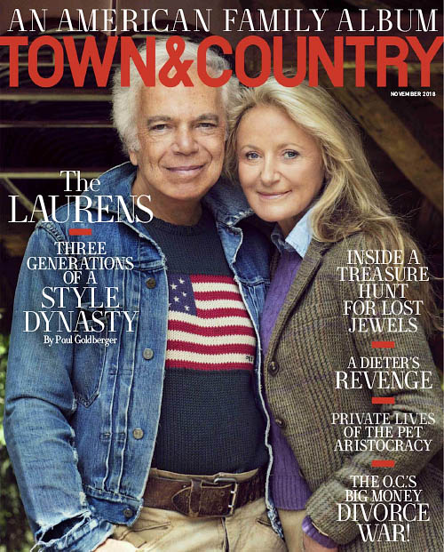 Town & Country USA - November 2018