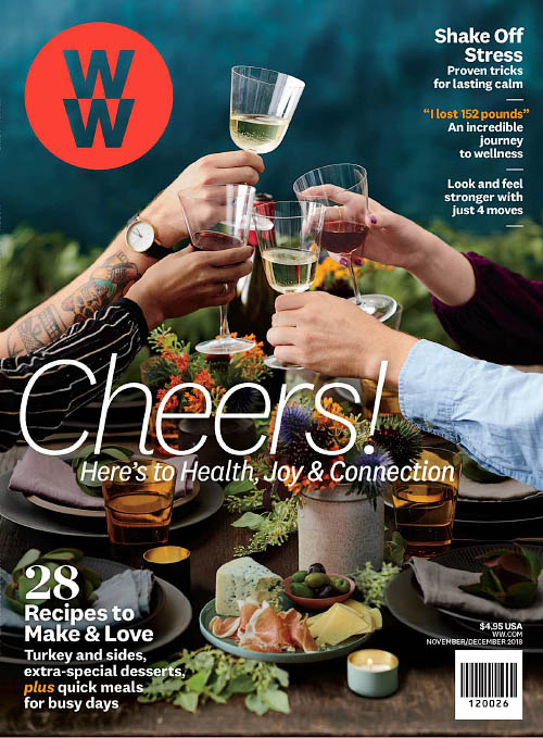 Weight Watchers USA - November/December 2018