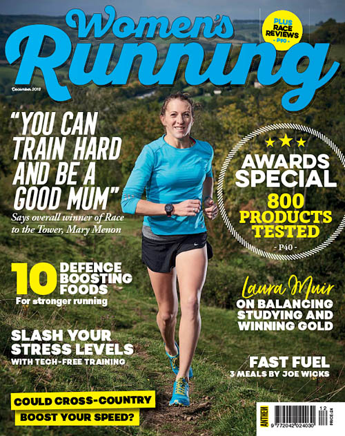 Women's Running UK – December 2018