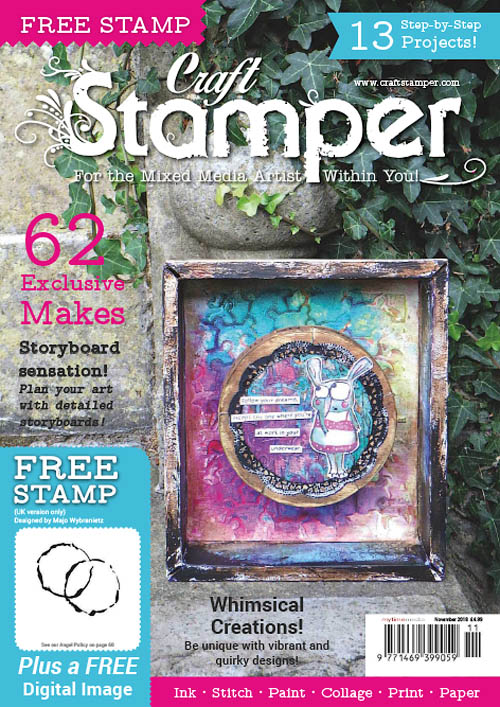 Craft Stamper - November 2018