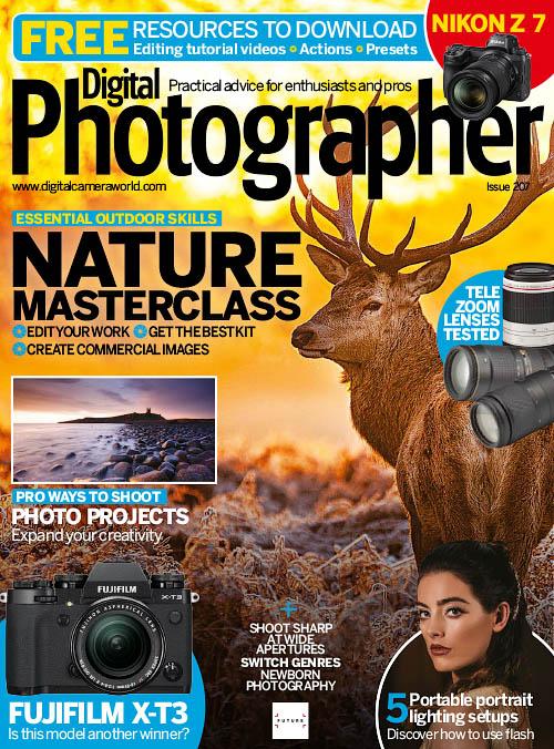 Digital Photographer – Issue 207, 2019