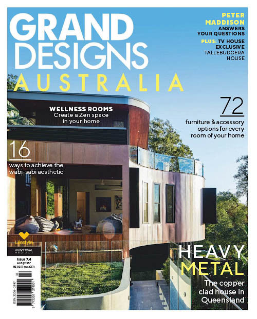 Grand Designs Australia - Issue 7.4, 2018