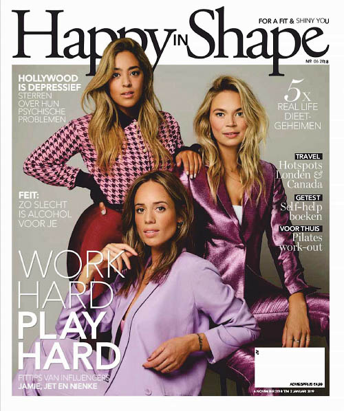 Happy in Shape – November 2018