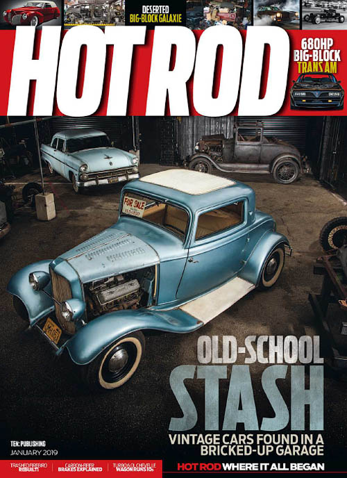 Hot Rod - January 2019