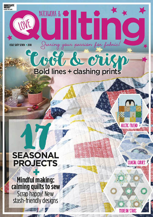 Love Patchwork & Quilting - February 2019