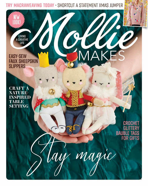 Mollie Makes - January 2019