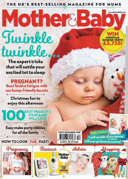 Mother & Baby UK - December 2018