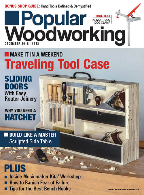 Popular Woodworking - December 2018