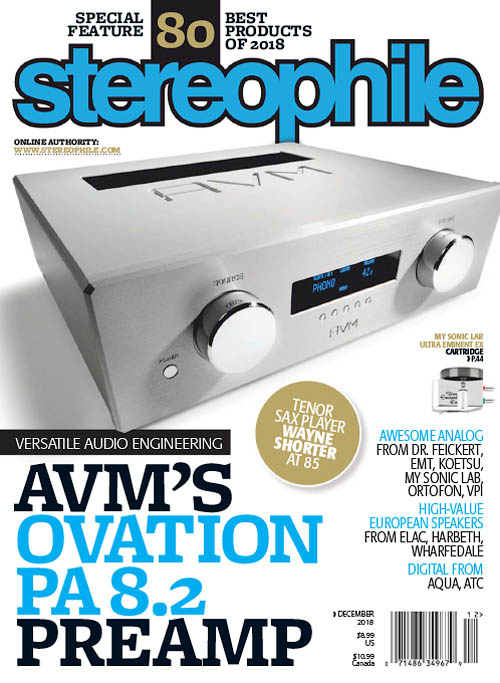 Stereophile - December 2018