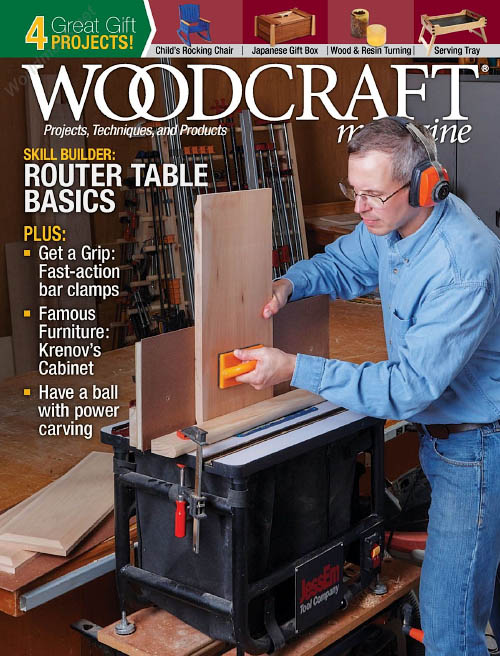 Woodcraft - December 2018/January 2019