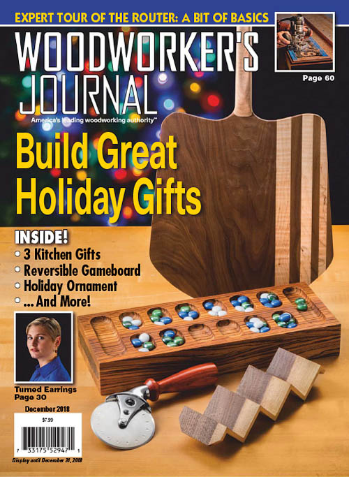 Woodworker's Journal - December 2018