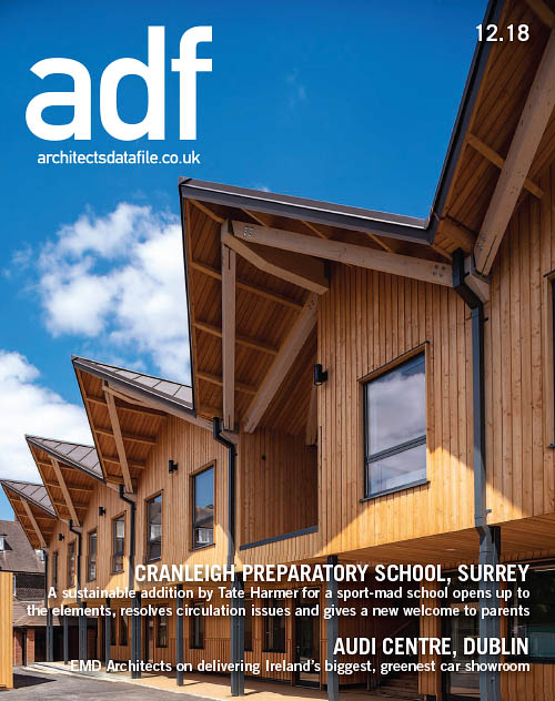 Architects Datafile (ADF) - December 2018