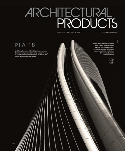 Architectural Products - November 2018