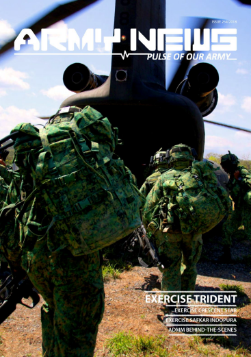 Army News - Issue 254, 2018