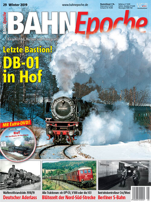 Bahn Epoche - Winter 2019