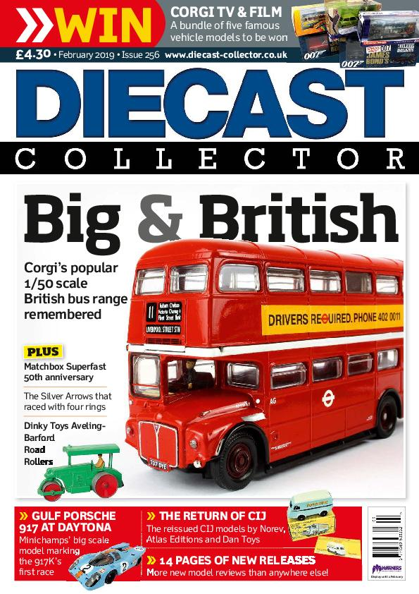 Diecast Collector – February 2019