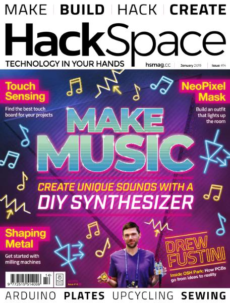 HackSpace - January 2019