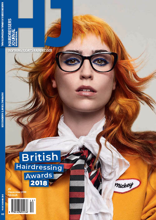 Hairdressers Journal – December 2018