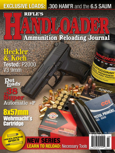 Handloader - February/March 2019