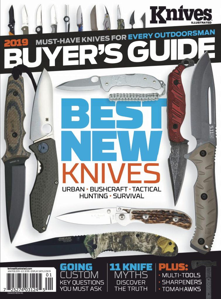 Knives Illustrated - January 2019