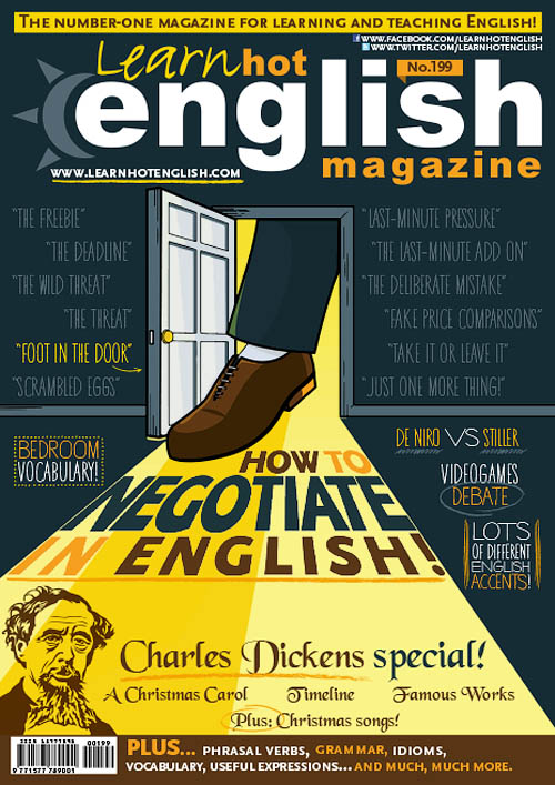 Learn Hot English – December 2018