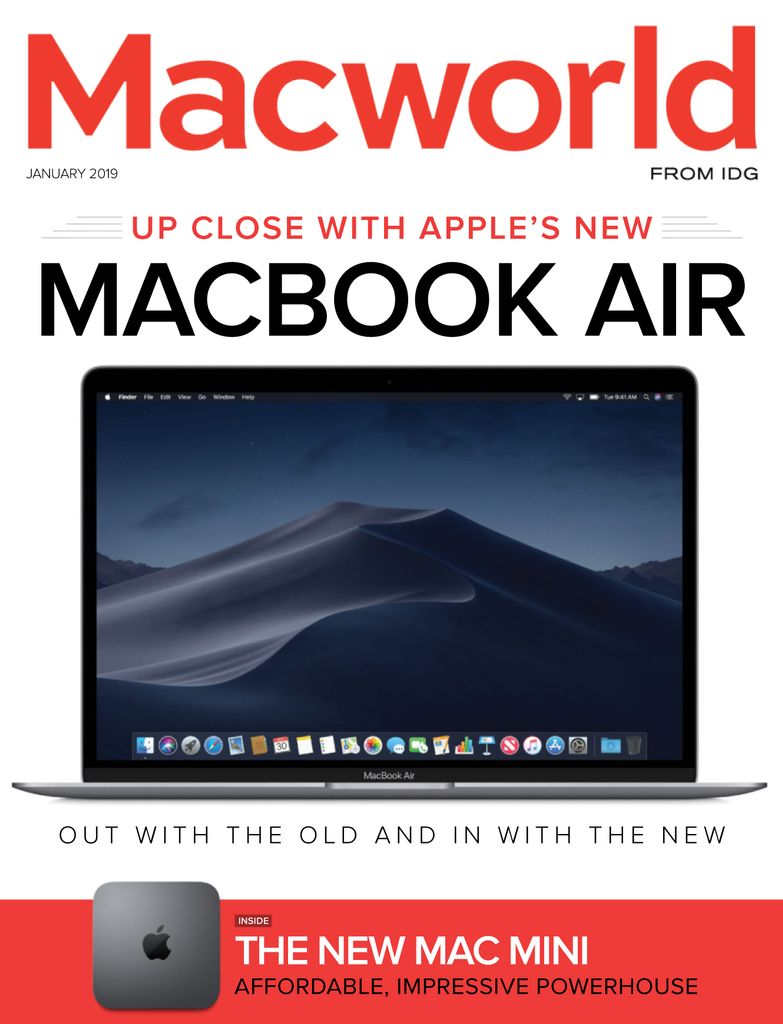 Macworld USA - January 2019
