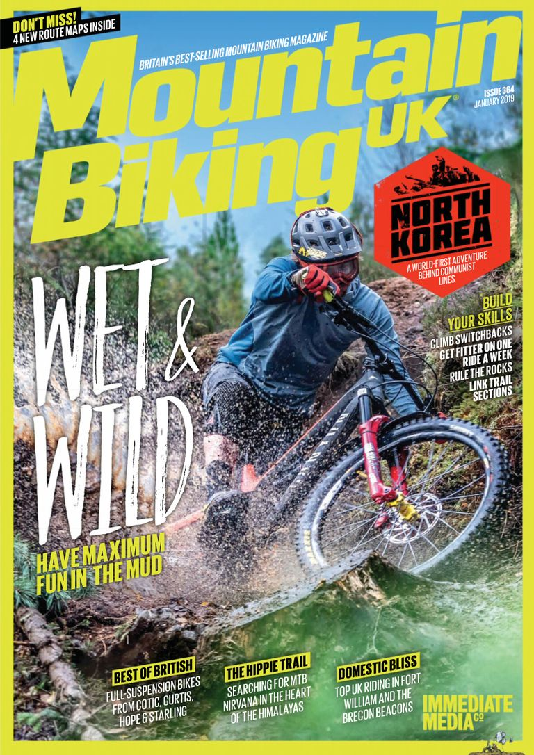 Mountain Biking UK - January 2019