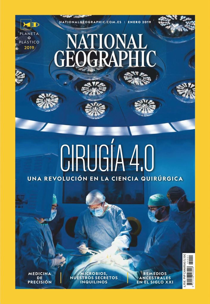 National Geographic España - enero 2019