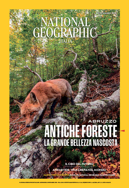 National Geographic Italia - Novembre 2018